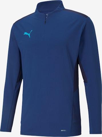 Sweat de sport PUMA en bleu