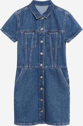 MANGO Sukienka koszulowa 'Paty' w kolorze ciemny niebieskim, Podgląd produktu