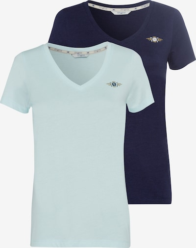 Tom Tailor Polo Team Tom Tailor Polo Team LM T-Shirt in blau, Produktansicht