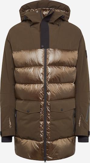 Bogner Fire + Ice Zimní bunda 'DRAGON' - hnědá / bronzová, Produkt
