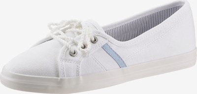 Sneaker low s.Oliver pe albastru deschis / alb, Vizualizare produs