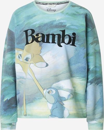 Frogbox Sweat-shirt 'Bambi' en bleu / mélange de couleurs, Vue avec produit