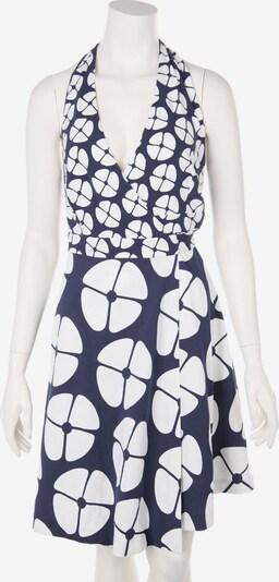 Boden Kleid in S in navy / weiß, Produktansicht