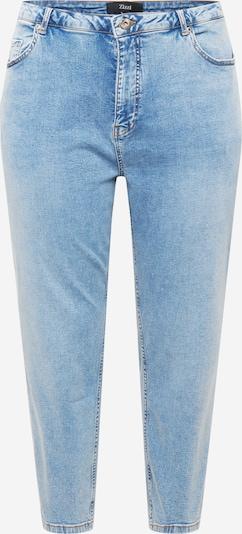 Zizzi Jean en bleu denim, Vue avec produit