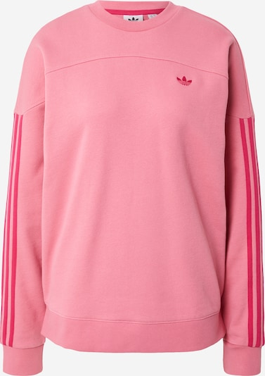 ADIDAS ORIGINALS Sweat-shirt en rose / rose, Vue avec produit