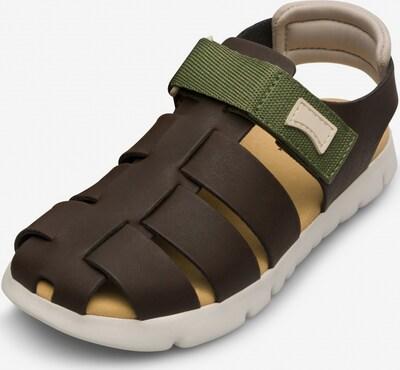CAMPER Open schoenen ' Oruga ' in de kleur Bruin / Kaki, Productweergave