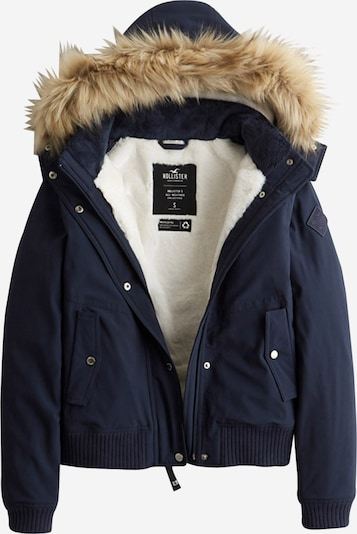 HOLLISTER Winter jacket in blue, Item view