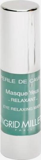 Ingrid Millet Maske 'Masque Relaxant Yeux' in grün, Produktansicht