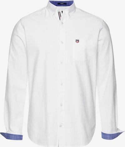 GANT Langarmhemd in weiß, Produktansicht