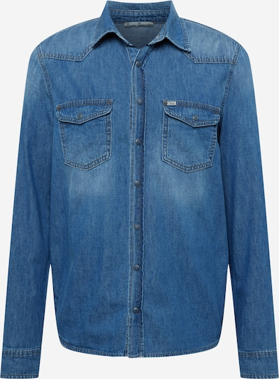 LTB Button Up Shirt 'Rohan' in Blue denim, Item view