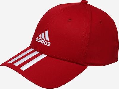 piros / fehér ADIDAS PERFORMANCE Sport sapkák, Termék nézet