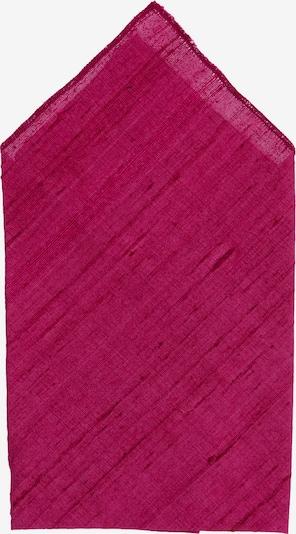 Hans Hermann Pocket Square 'Berry' in Crimson, Item view