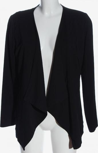 Manguun Kurz-Blazer in XL in schwarz, Produktansicht