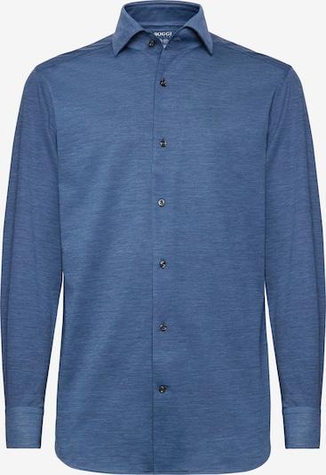 Boggi Milano Hemd in indigo, Produktansicht