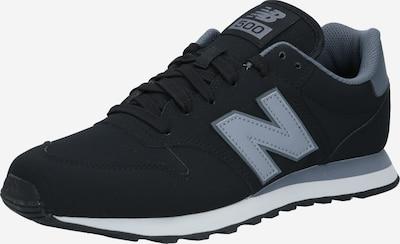 new balance Sneaker in silbergrau / schwarz, Produktansicht