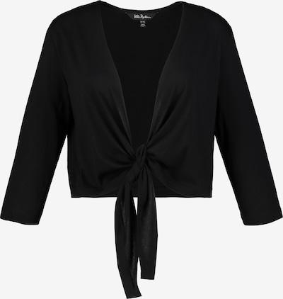 Ulla Popken Shirt '794514' in de kleur Zwart, Productweergave