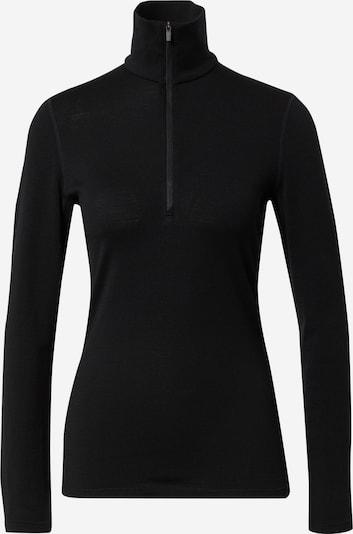 Icebreaker Sporta džemperis melns, Preces skats