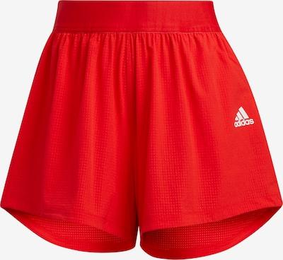 ADIDAS PERFORMANCE Sportbroek in de kleur Rood, Productweergave