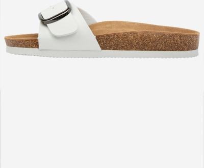 APART Pantoletten in weiß, Produktansicht