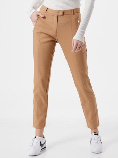 MORE & MORE Pantalon en beige, Vue avec modèle