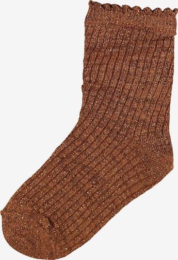 NAME IT Sockor 'Nitua' i brun, Produktvy
