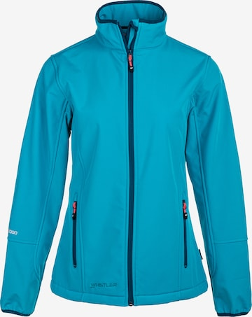 Whistler Outdoor Jacket 'Covina W-PRO 8000' in Blue