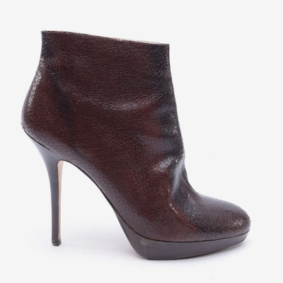 Dior Dress Boots in 41 in Bordeaux, Item view
