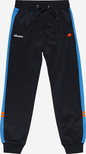 Pantaloni 'Noleo' ELLESSE di colore blu / navy / arancione / bianco, Visualizzazione prodotti