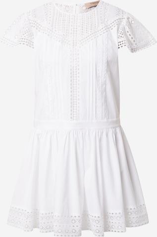 Twinset Šaty - biela