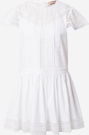 Twinset Robe en blanc, Vue avec produit