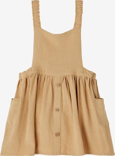 Lil ' Atelier Kids Kleid 'Edolie' in hellbraun, Produktansicht