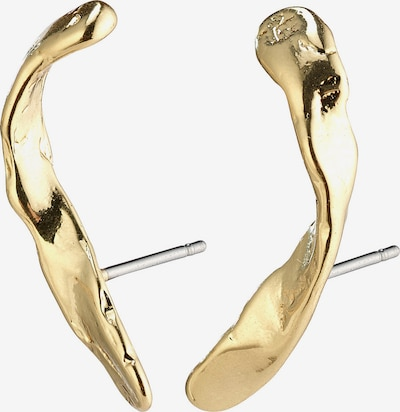 Pilgrim Ohrringe 'Basha' in gold, Produktansicht