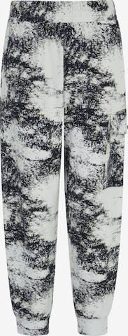 Pantalon 'Beda' Aligne en blanc