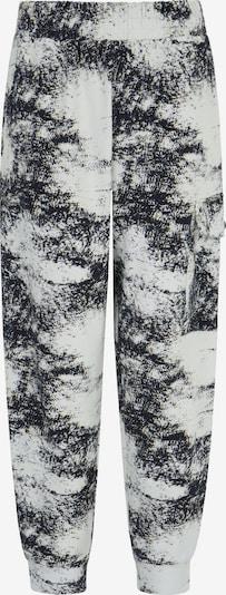 Aligne Püksid 'Beda' sinep / grafiit / valkjas, Tootevaade