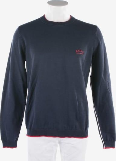 HUGO BOSS Pullover / Strickjacke in M in dunkelblau, Produktansicht