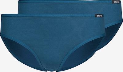 Skiny Slip in violettblau, Produktansicht