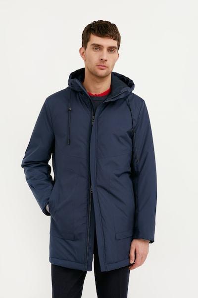 Finn Flare Jacke in dunkelblau, Modelansicht