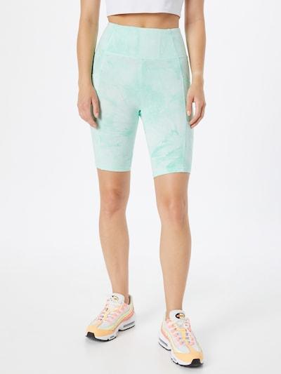 Marika Športne hlače 'BAMBIE' | turkizna / bela barva, Prikaz modela