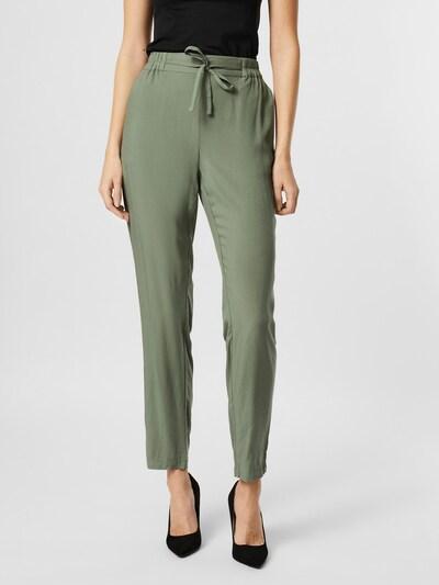 Pantaloni 'Simply' VERO MODA di colore cachi, Visualizzazione modelli