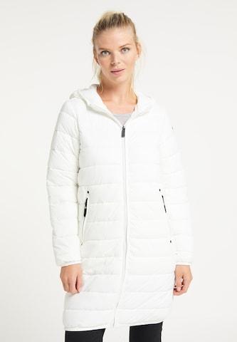 ICEBOUND Winter Coat in White