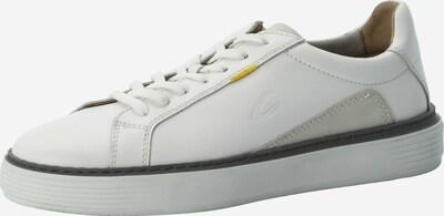 CAMEL ACTIVE Sneaker in hellgrau / weiß, Produktansicht