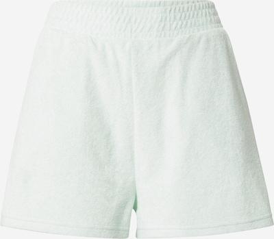 Pantaloni Gina Tricot pe verde pastel, Vizualizare produs