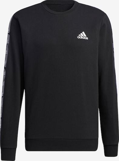 ADIDAS PERFORMANCE Sweatshirt in de kleur Zwart: Vooraanzicht