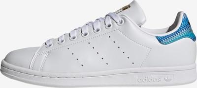 Sneaker bassa 'Stan Smith' ADIDAS ORIGINALS di colore blu / oro / bianco, Visualizzazione prodotti