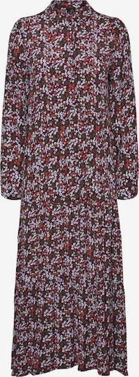 VERO MODA Robe en rouge / blanc, Vue avec produit
