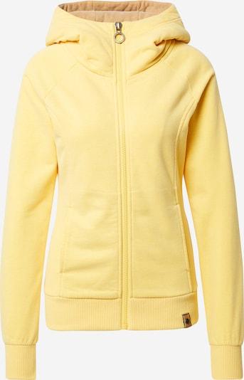 Fli Papigu Bluza rozpinana w kolorze nakrapiany żółtym, Podgląd produktu