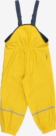 PLAYSHOES Trägerhose in gelb, Produktansicht