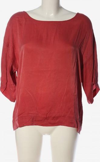 SACKS Kurzarm-Bluse in XS in rot, Produktansicht