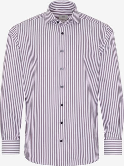 ETERNA Hemd in lila / weiß, Produktansicht