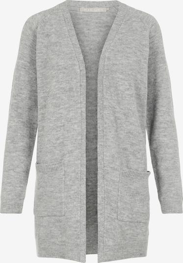 PIECES Knit Cardigan 'Perla' in Grey, Item view